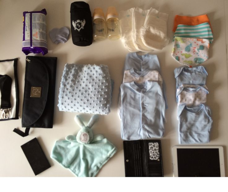 You can fit all this in your Hamilton #bag! #ChangingBag #DiaperBag #parenting #baby