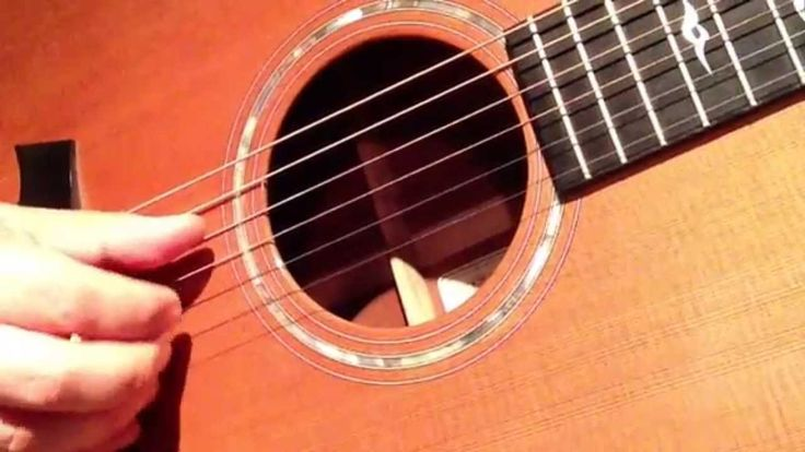how to make a song acoustic