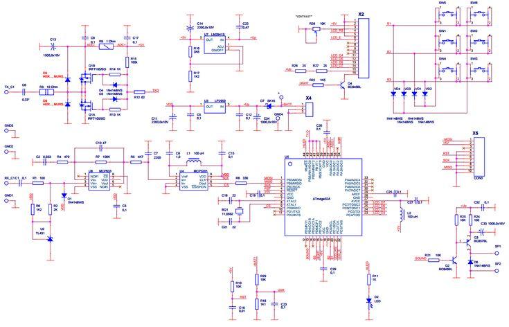 IB металлодетектор на