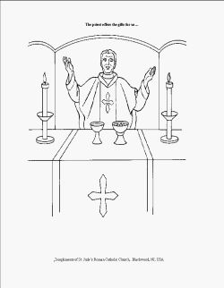 coloring pages religious education - photo#18