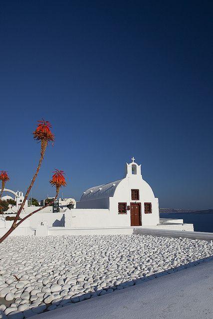 Santorini Church |