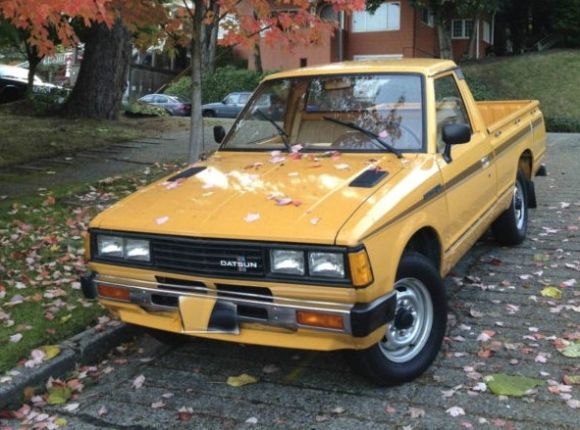 1981 Datsun 720 For Sale Front | Japanese Classics ...