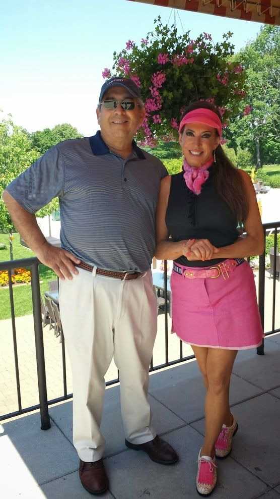 46 best Golf Styling With Scarves images on Pinterest ...