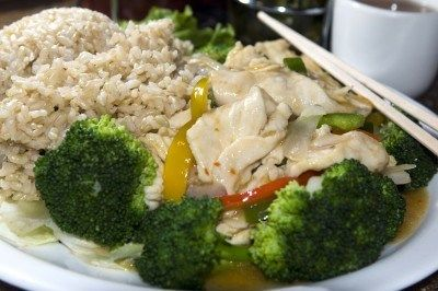 Steamed Chicken and Vegetables | Recipes | Beyond Diet