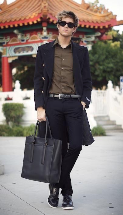 #Mens-Fashion