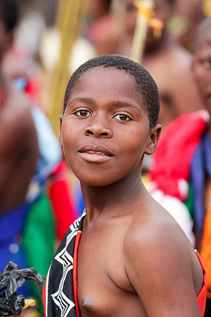 Face of Swaziland | peace-on-earth.org | Flickr