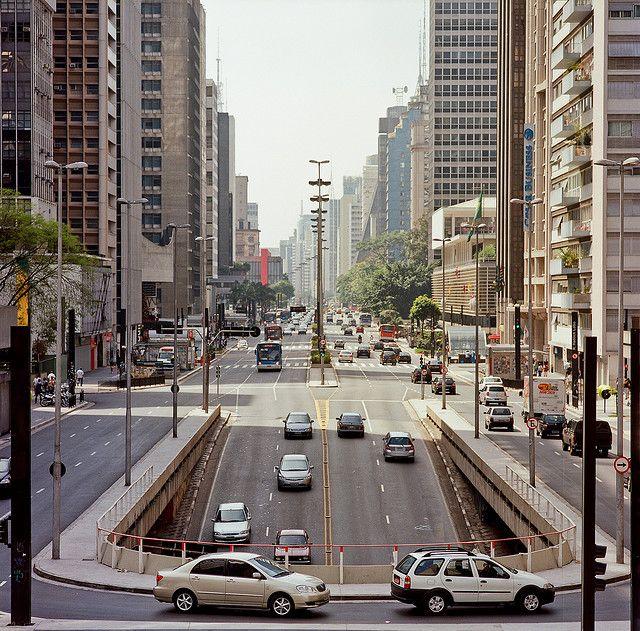 Avenida Paulista / São Paulo / Brazil