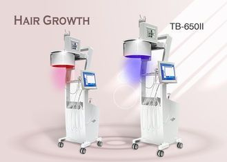 Light Therapy Diode Laser Hair Growth Machine For Improve Scalp Health / Transplant Hair Survival
