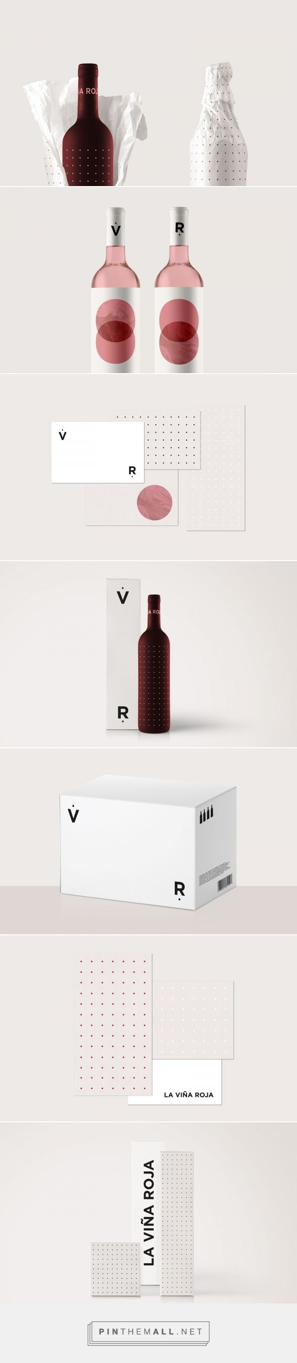 La Viña Roja (Concept) - Packaging of the World - Creative Package Design Gallery - http://www.packagingoftheworld.com/2017/01/la-vina-roja.html