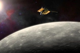 """Washington: NASA's MESSENGER mission has unveiled the first global digital elevation model (DEM) of Mercury, revealing in stunning detail the topography across the entire innermost planet. It will also pave the way for scientists to fully characterise Mercury's geologic history. """"The wealth of these data has already enabled and will continue to enable exciting scientific discoveries about Mercury for decades...  Read More"""