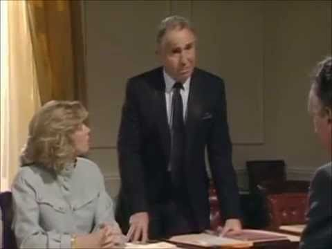 There is nothing funnier or more incomprehensible than an upset sir Humphrey.