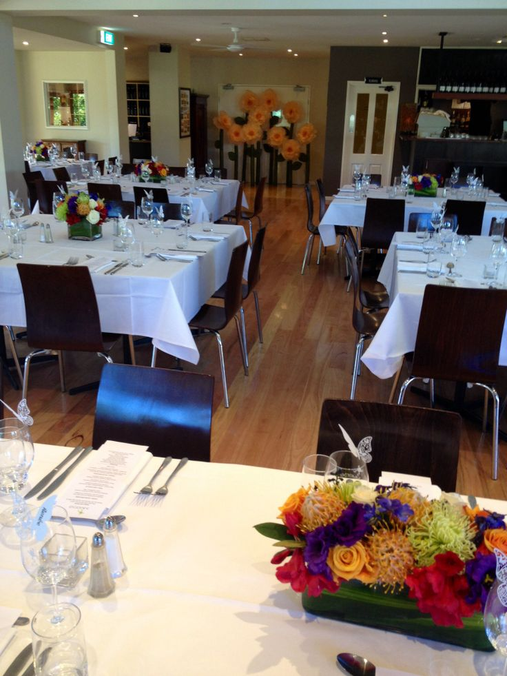 wedding reception venues melbourne cbd%0A Square reception set up at Immerse winery    Wedding ReceptionsBride  DressesWineries