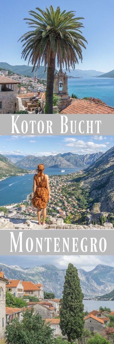 Tipps für die Bucht von Kotor in Montenegro (Kotor, Perast, Herceg Novi)