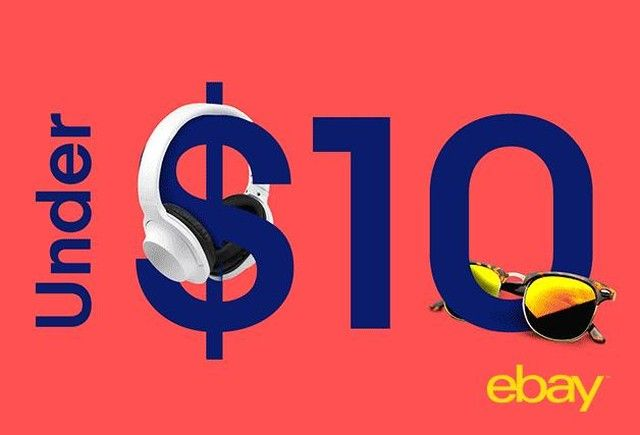 Ebay Canada Offering Millions Of Items At New Under 10 Destination