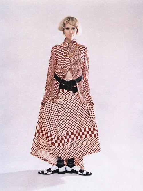 polka dots, polka bits, everything, comme des garcons @ its finest #polka #dots #bits http://www.bitslabo.fr