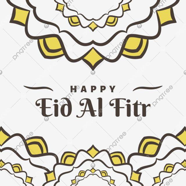 ذهبي رمضان رمضان مبارك كريم المتجه ذهب الانحدار بي إن جي شفاف Eps دين الاسلام مسلم تهنئة احتفال مهرجان لافتة بطاق Eid Al Fitr Celebration Happy Eid Eid Al Fitr