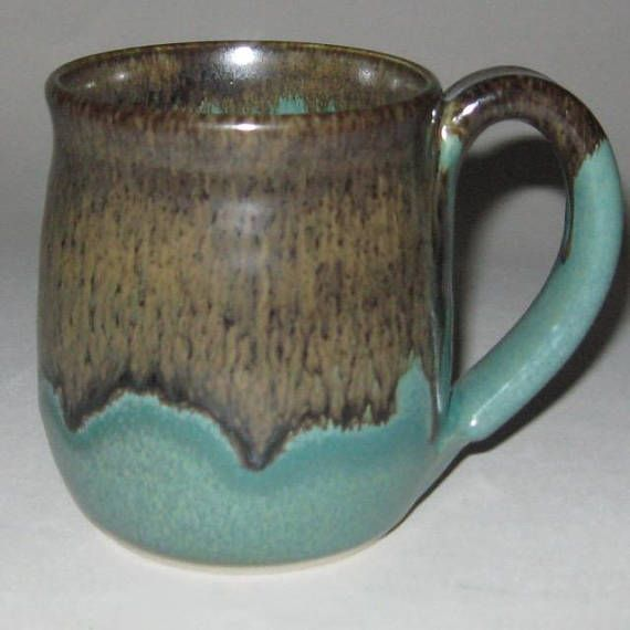 RICH HEPP has been operating his one-man pottery for over 30 years. Every piece listed for sale was personally handmade by him on the potters wheel.  Every piece is LEAD-FREE, MICROWAVE, DISHWASHER, and OVEN-SAFE and designed for everyday use.  HANDMADE POTTERY Part of the beauty