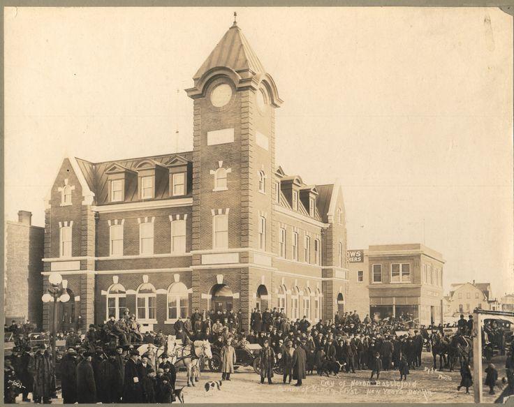 New Years 1914