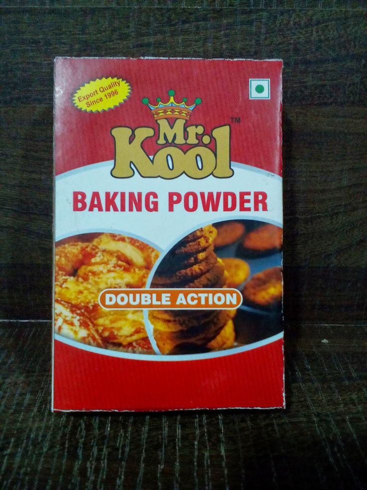 Baking powder is a dry chemical leavening agent, a mixture of a carbonate or bicarbonate and a weak acid, and is used for increasing the volume and lightening the texture of baked goods.