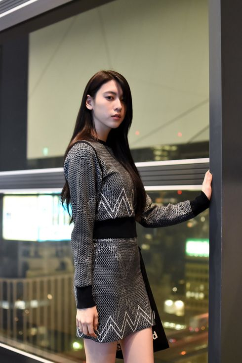 Ayaka Miyoshi 三吉彩花