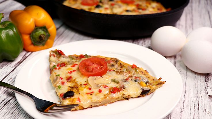 Omelette Pizza Recipe in Urdu & English available at Sooperchef.pk. Learn to cook Omelette Pizza at home by watching 2 Minute Omelette Pizza video.