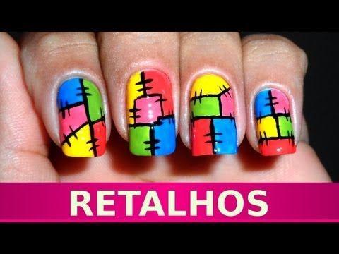 Unhas de Retalhos (Especial Festas Juninas) - YouTube