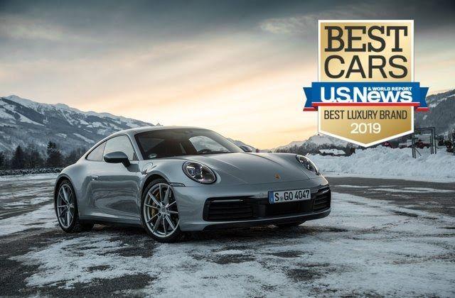 U S News Best Luxury Car Brands Of 2019 In 2020 Luxury Car Brands Luxury Car Garage Luxury Car Logos