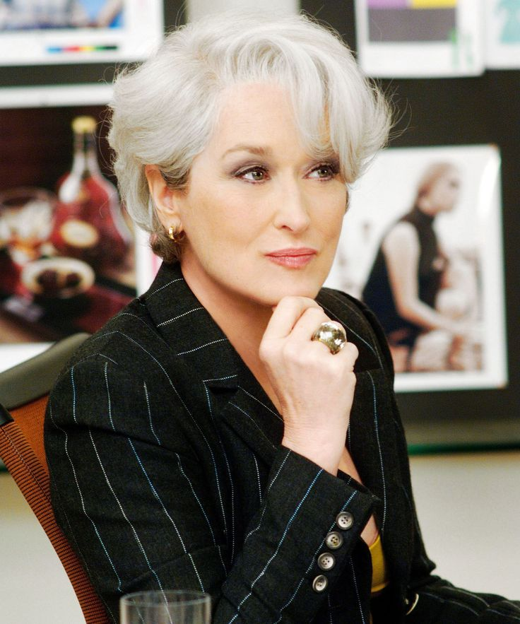 #MerylStreep as #MirandaPriestly;  #2006 #TheDevilWearsPrada; #ProductionStill; 2000x2400px