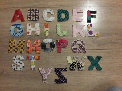 alphabet (not finished yet)