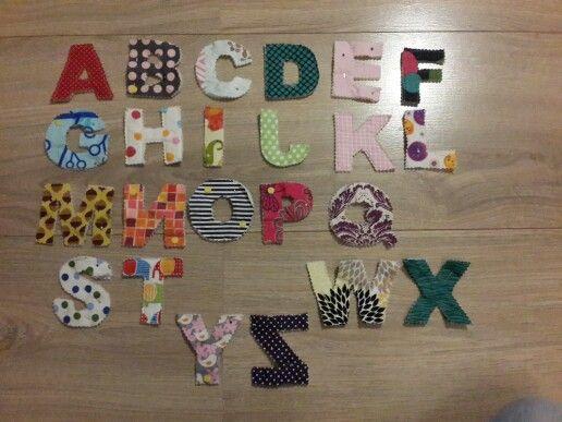 alphabet (not finished yet)