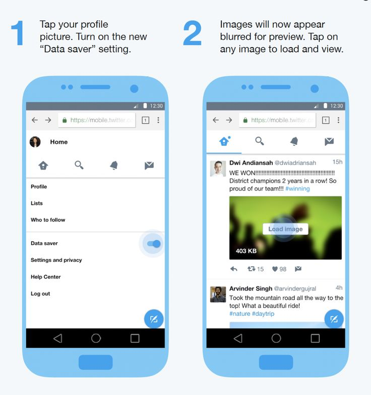 New update minimises mobile data usage