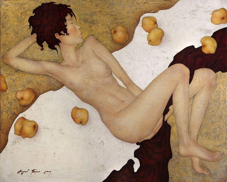 Андрей Белле «Время яблок»