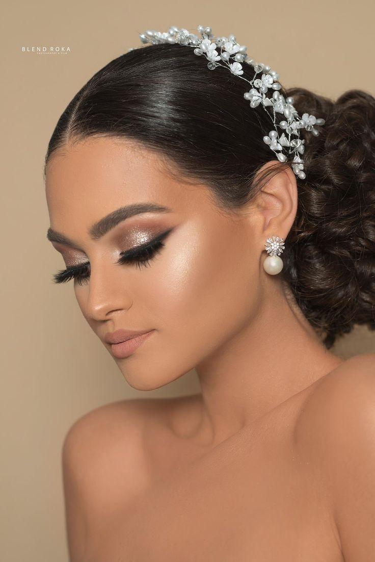 Make-up for bride 👰🏻
