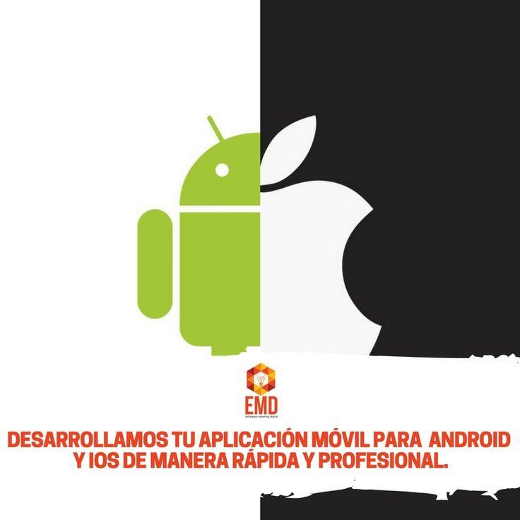 ¿Aún no tienes tu aplicación móvil? La era de los dispositivos móviles es ahora. #EMD #MarketingDigital #Apps