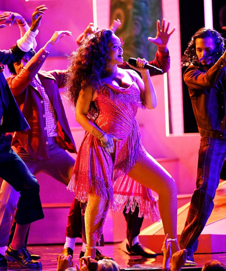 Wild Thoughts! #Rihanna #Grammys