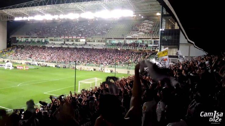 Vamos, Galo / Hino - Atlético 3x1 Internacional (Brasileiro 2016)