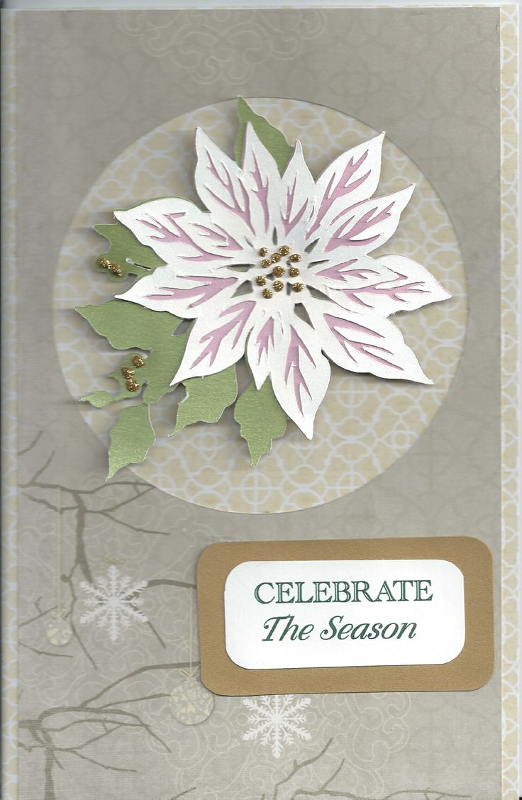 69 best my greeting cards images on pinterest greeting cards anna christmas card using anna griffin winter wonderland cricut cartridge kristyandbryce Images