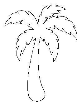 Palm Tree Pattern