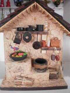 nino arte miniatura rústica: nino arte miniatura