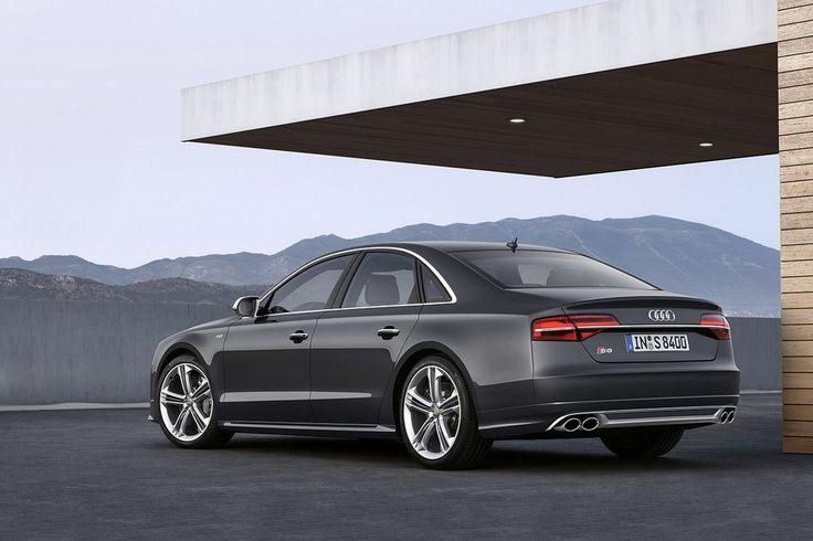 2018 Audi A8 Redesign
