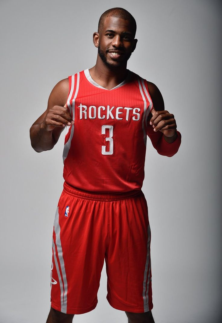 New threads for @CP3 of the @HoustonRockets!