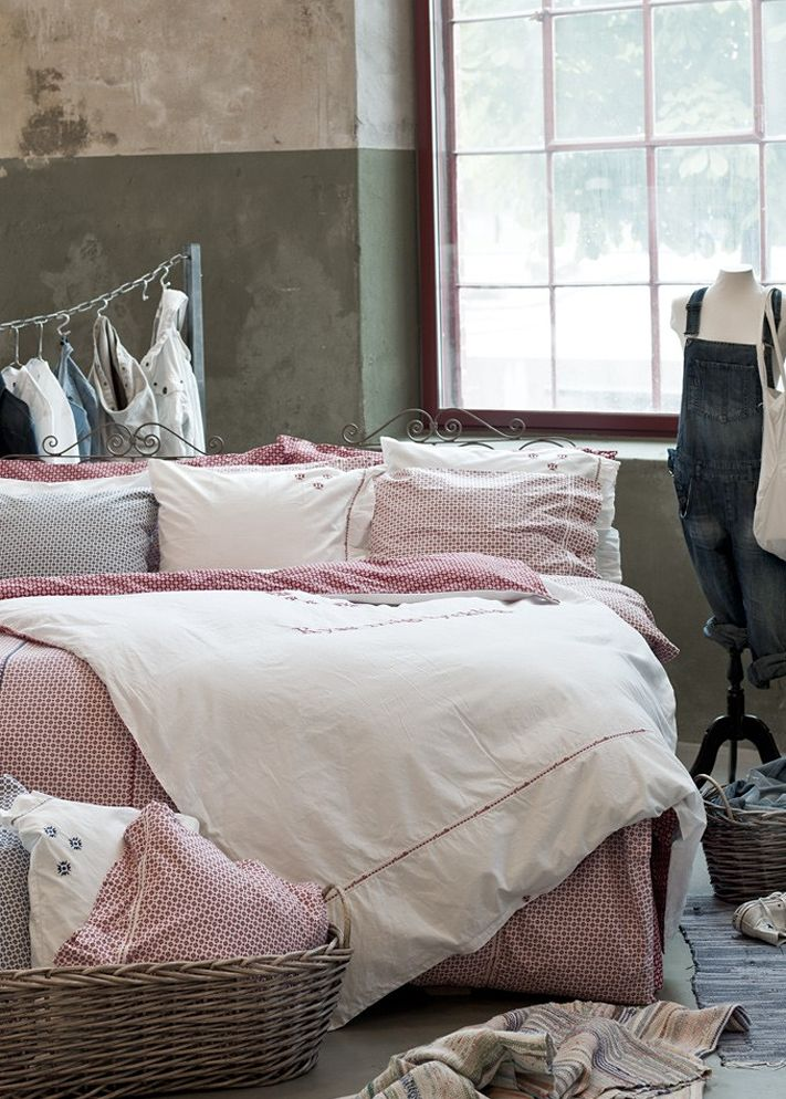 Amazing Swedish Bed Linens Part - 5: Afswedala Is An Interesting Swedish Brand That Produces Organic Bed Linen.  Their Catalogue Consists Of