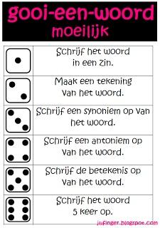 Juf Inger: spelling groep 5-6