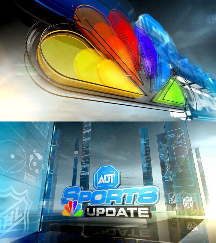 Seton Kim Creative Direction NBC ADT Sports Update