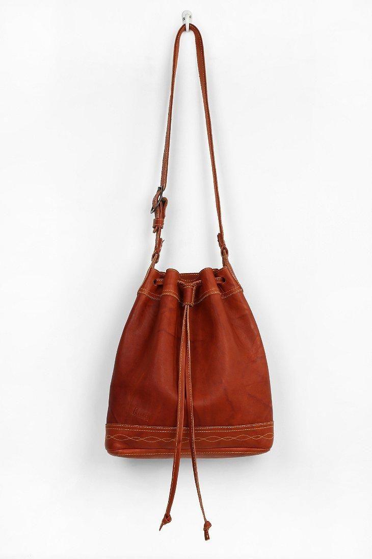Frye Campus Vintage Bucket Bag