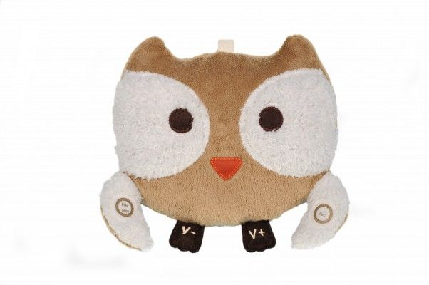 Elli&Nooli: Launch Al the Owl - the RecordablePal! - Kangaloop | Baby and Kids Industry Source for Wholesale Deals, Promos and Discoveries