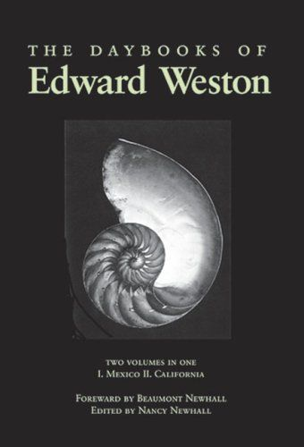 The Daybooks of Edward Weston, edited by Nancy Newhall. a look inside the life of a master.