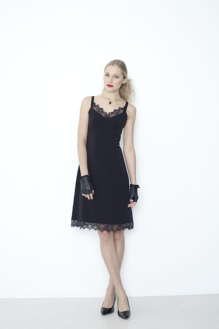 Provocateur Dress - black