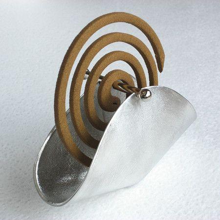 NOUSAKU Mosquito coil holder - SO COOL !!