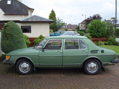 Saab 99 For Sale (1981)